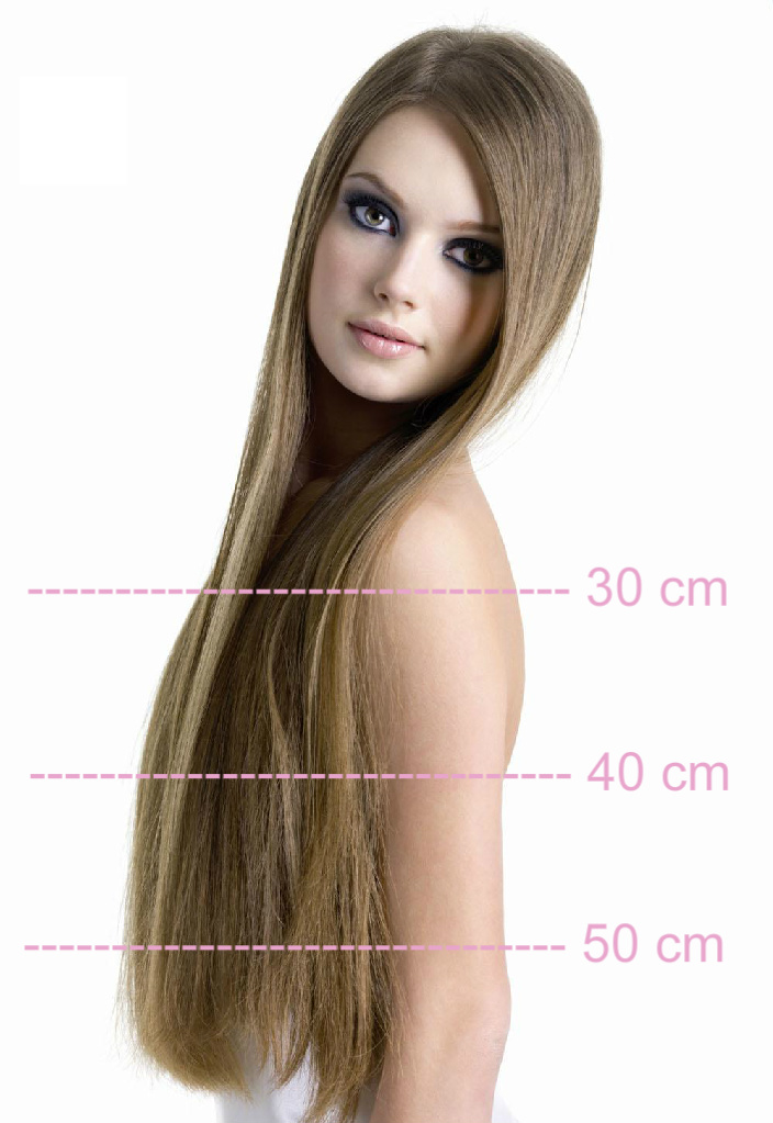 Kosten Hairextensions Pure Hairextensions