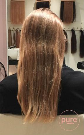 meer volume in het eigen haar