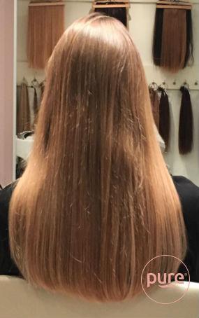 meer haar door hairextensions