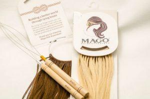 Mago-Hairextensions-met-touwtje